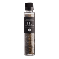 Lie Gourmet Salt with Basil/Parmesan/lemon