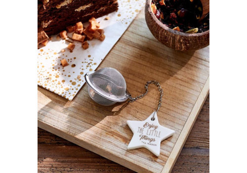 RIVIERA MAISON Enjoy The Little Things Tea Infuser