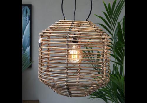 RIVIERA MAISON RM natural lantern hanging lamp XL