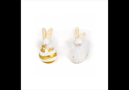 HOME SOCIETY Rabbit Ann GD/WH L