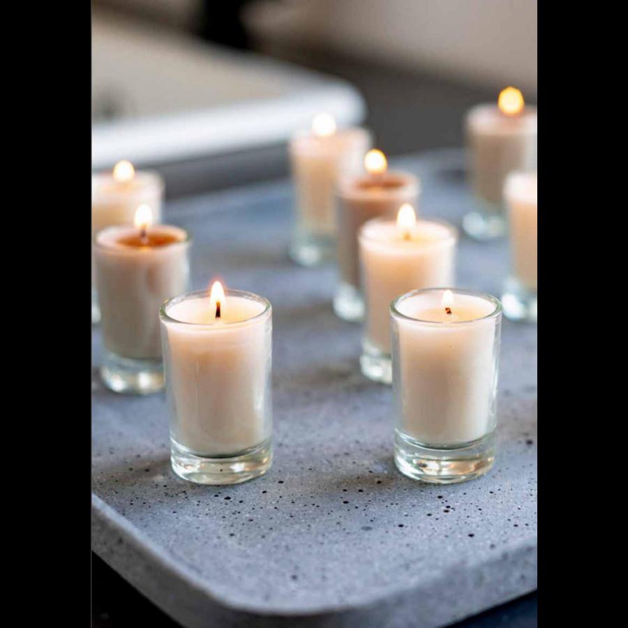 votive candles creme-2