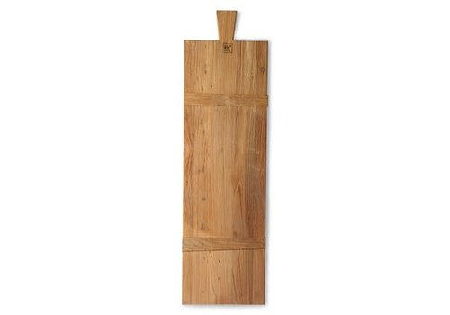 HKLIVING breadboard reclaimed teak square L