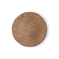 gradient ceramics: side plate taupe ace6899