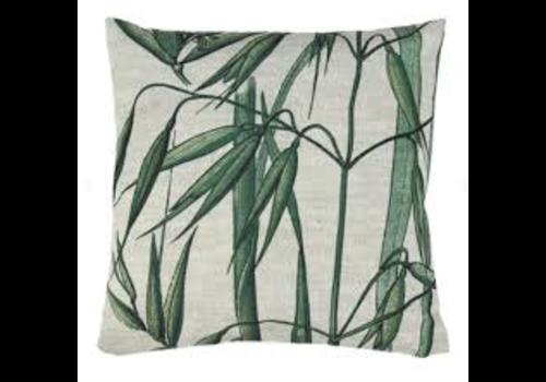 HKLIVING printed cushion bamboo (45x45)