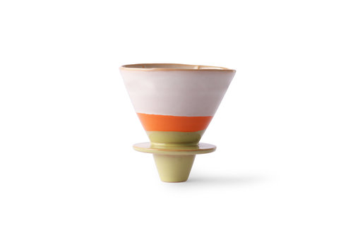 HKLIVING ceramic 70's coffee filter
