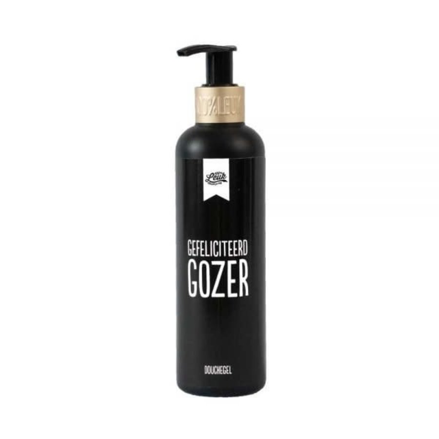 Zeeppompje - Gefeliciteerd gozer-1