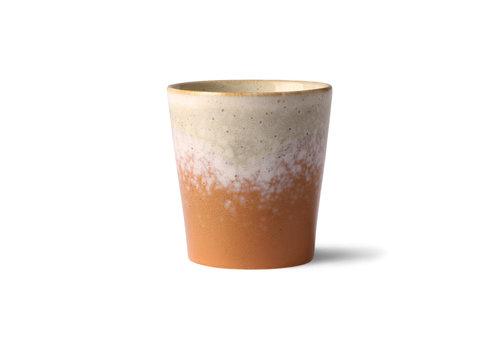 HKLIVING ceramic 70's mug: jupiter