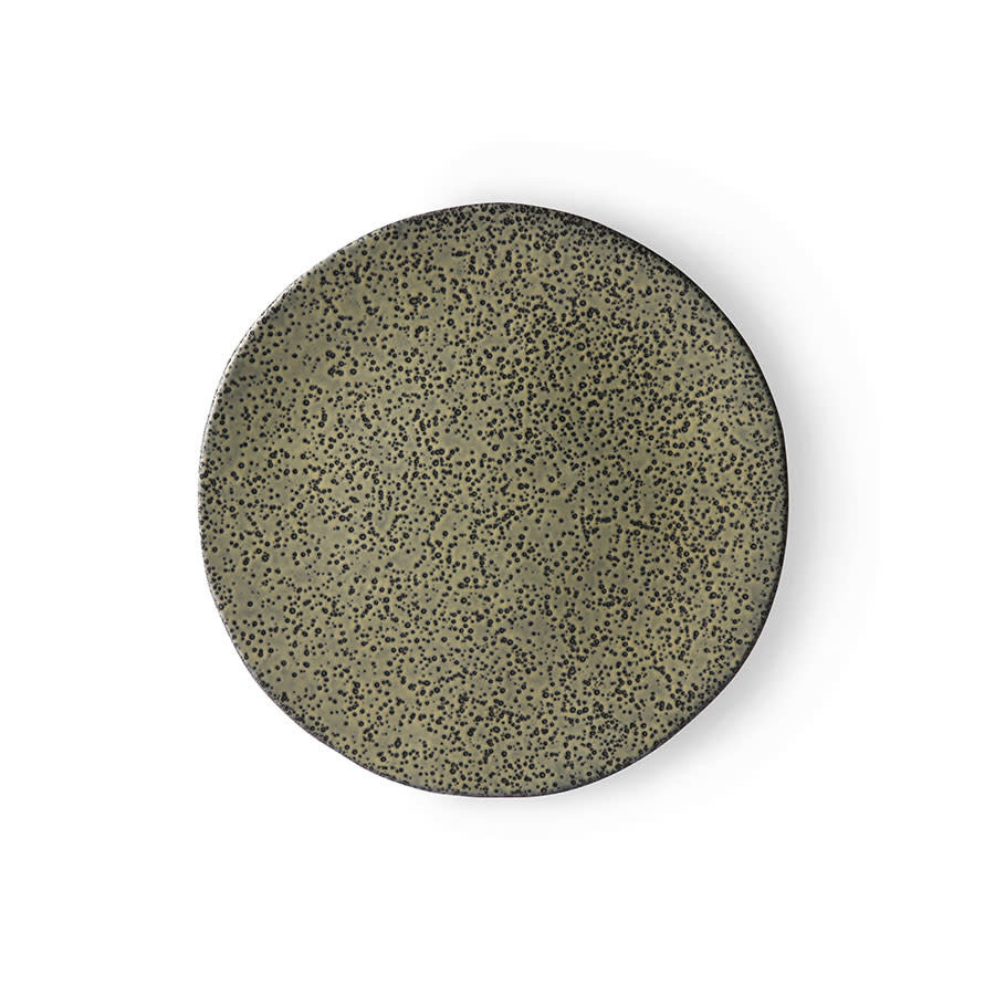gradient ceramics: side plate green-1