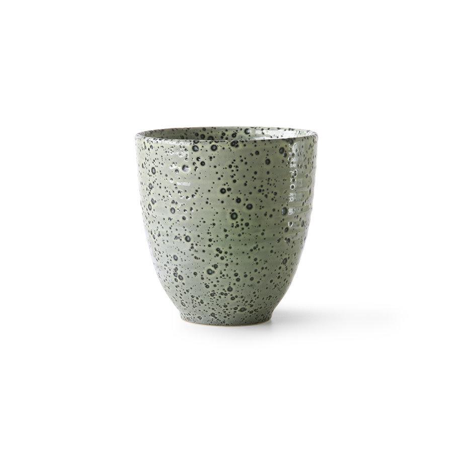 gradient ceramics: mug green-1