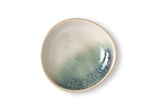 HKLIVING ceramic 70's curry bowl Mist ACE 6955 prijs p.st.