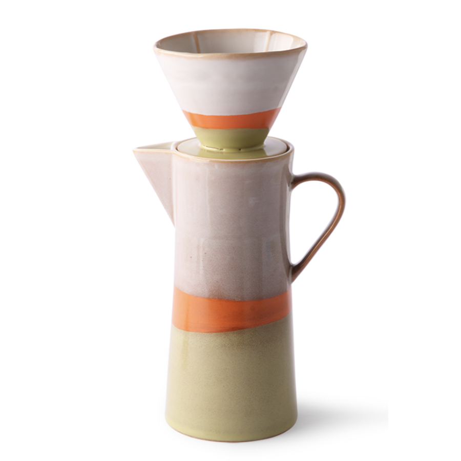 ceramic 70's coffee pot-3