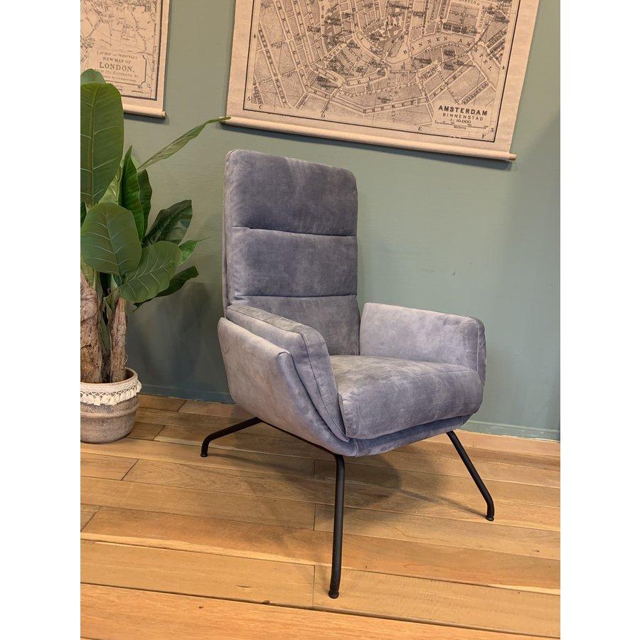 TH fauteuil Isabel Grijs-1