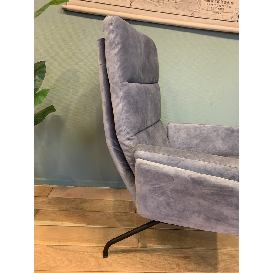 TH fauteuil Isabel Grijs-2