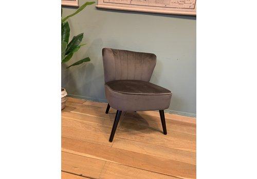 THUISHAVEN TH Lounge stoel Maud Taupe