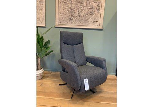 THUISHAVEN TH fauteuil Emma Grijs