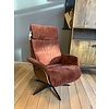 THUISHAVEN TH fauteuil Mia Bordeaux Rood