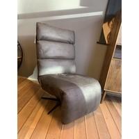 thumb-TH fauteuil Bo Dark brown-1