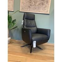 thumb-TH fauteuil Liz zwart-1