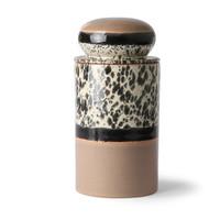 thumb-ceramic 70's storage jar: tropical ace6965-1