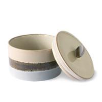 thumb-ceramic 70's cookie jar: lake ace6790-2