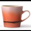 HKLIVING ceramic americano 70's mug mars ace6920b