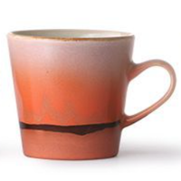ceramic americano 70's mug mars ace6920b