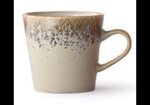 HKLIVING ceramic americano 70's mug bark ace6920d