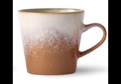 HKLIVING ceramic americano 70's mug ace6971a jupiter