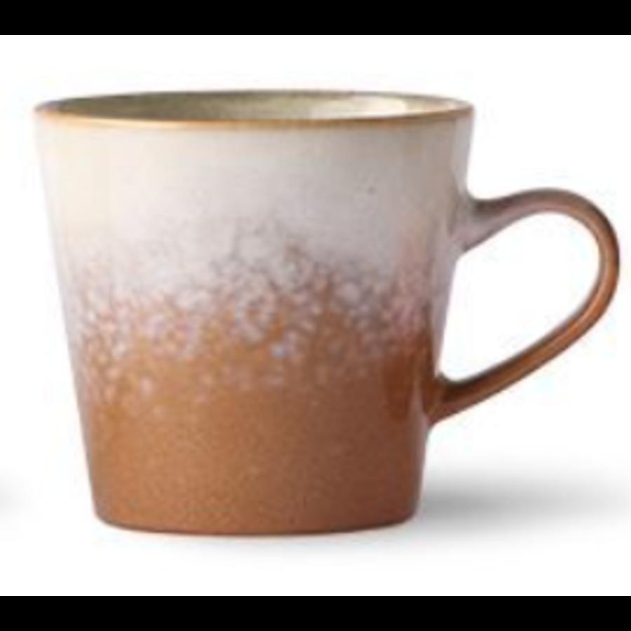 ceramic americano 70's mug ace6971C jupiter-2