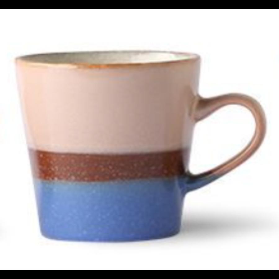 ceramic americano 70's mug sky ace6971c-1