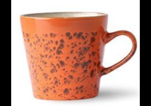 HKLIVING ceramic americano 70's mug panther ace6971A