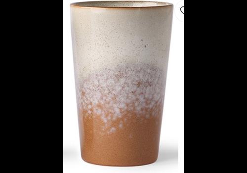 HKLIVING ceramic 70's tea mug jupiter ace6972b