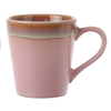 HKLIVING ceramic 70's espresso mug pink ace6772