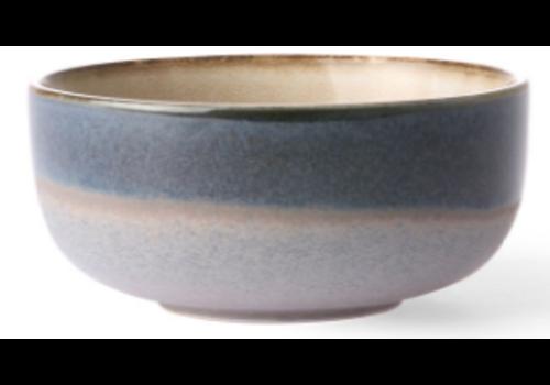 HKLIVING ceramic 70's bowl medium: ocean ace6065
