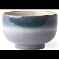 ceramic 70's noodle bowl ocean ace6062