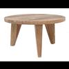 HKLIVING Teak coffee table M