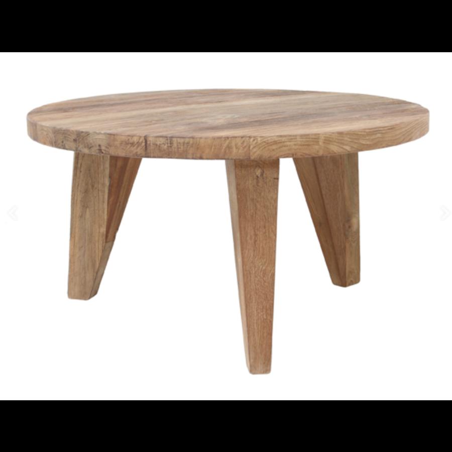 Teak coffee table M-1