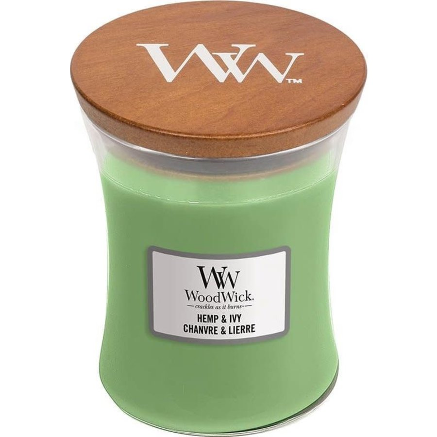WoodWick hemp and ivy medium-1