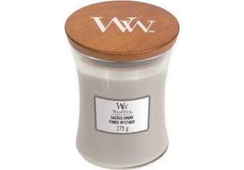 WOODWICK WoodWick Sacred Smoke Medium candle