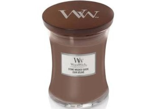 WOODWICK WoodWick Stone washed suede