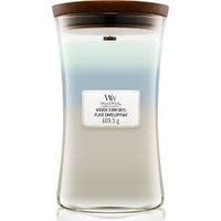WoodWick Trilogy Woven Comforts Large