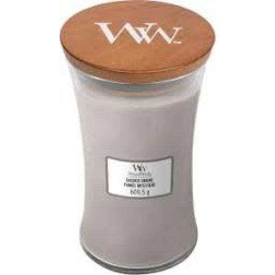 WoodWick Sacred Smoke Large candle-1