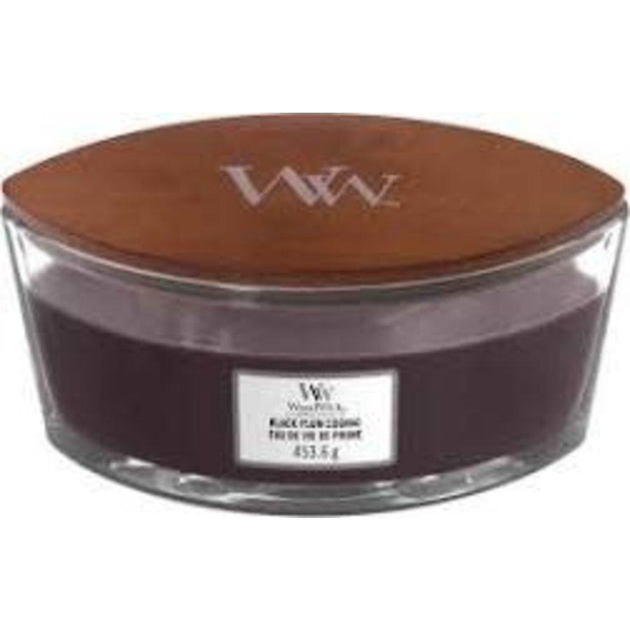 WoodWick black plum cognac ellipse-1