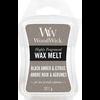 WOODWICK WoodWick Black amber & citrus wax melts