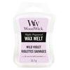 WOODWICK Wild Violet wax melt WoodWick