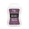 WOODWICK dark poppy Wax Melt