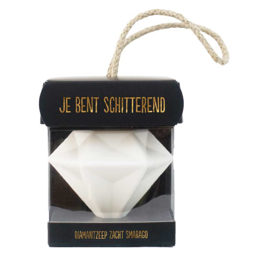 Diamantzeep Zacht Smaragd-1