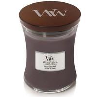 Sueded Sandalwood Medium Candle