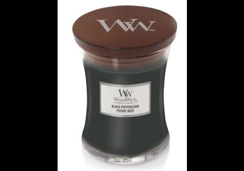 WOODWICK Black Peppercorn Medium Candle