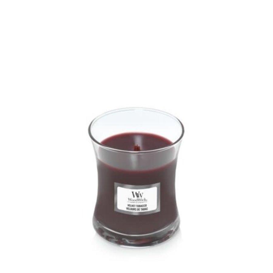 velvet tobacco mini candle-1